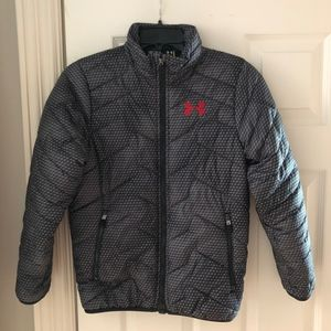 Under Armor M-Youth ColdGear Reactor Jacket
